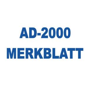 AD 2000 Merkblatter