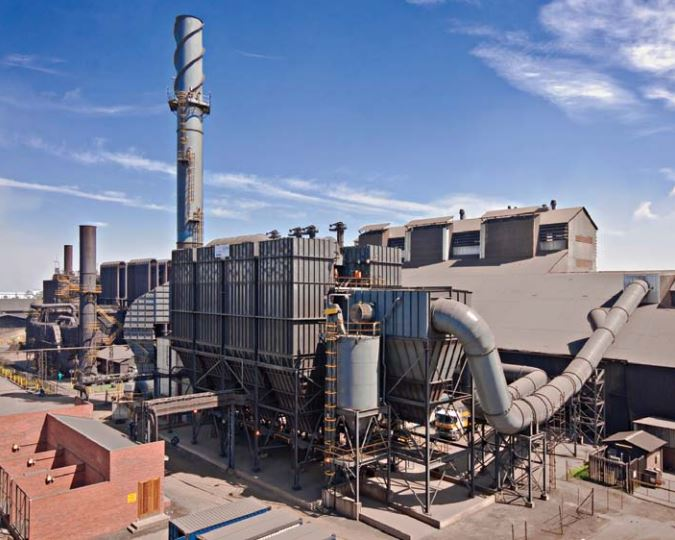 John Thompson Air Pollution Control Mining Weekly