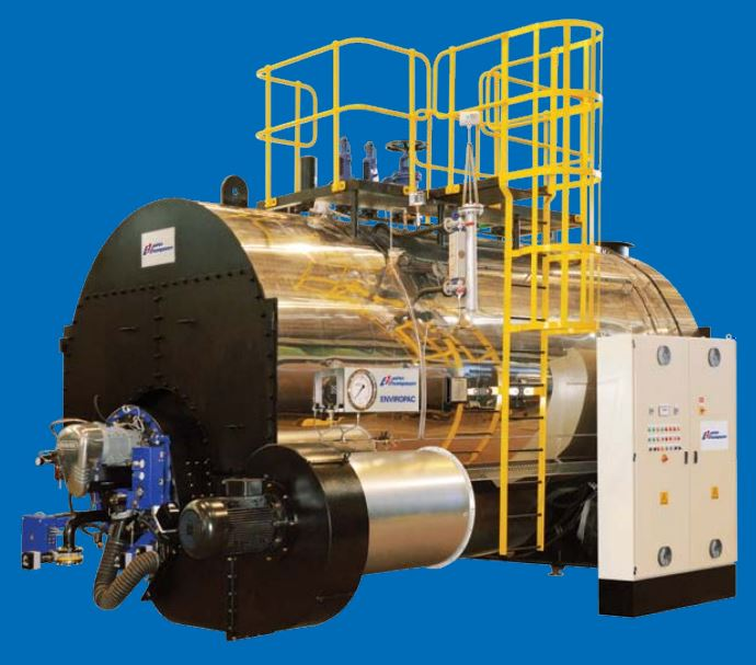 John Thompson Boiler and Steam-Specialist with 80 Years' Experience in South Africa