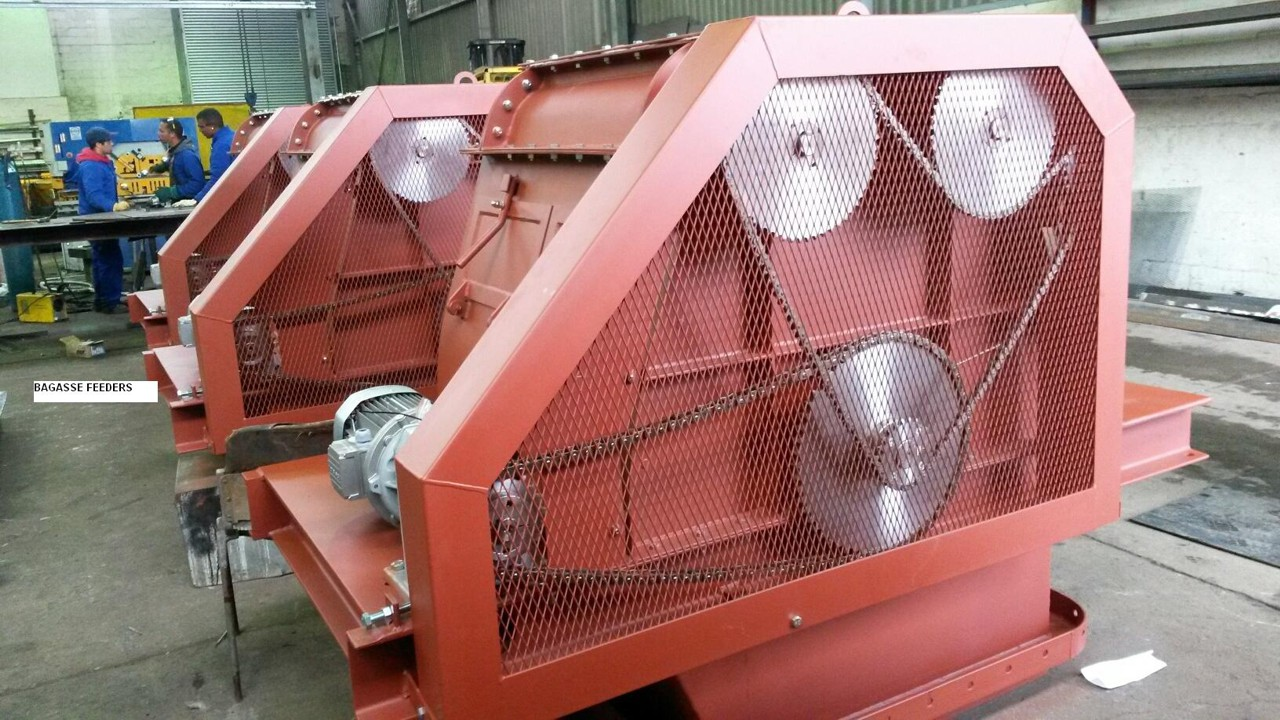BAGASSE FEEDERS