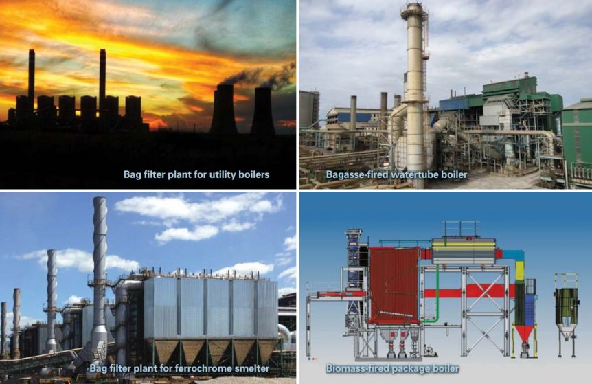Environmental Solutions for Industrial Utility Plant