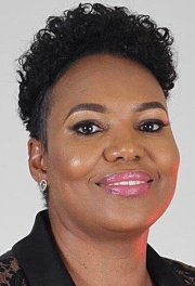 Actom Executive Director Shirley Chauke