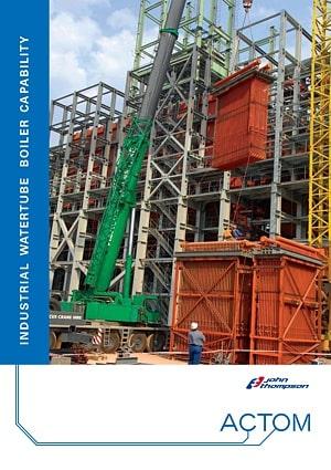 Industrial Watertube Boiler Capability