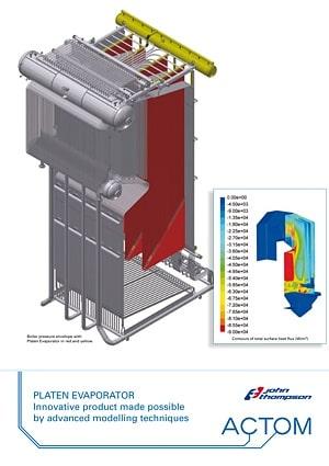 Platen Evaporator